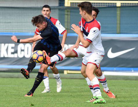 Inter, Pinamonti in azione ©Getty Images