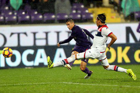 Inter-Fiorentina, Tello (Getty Images)