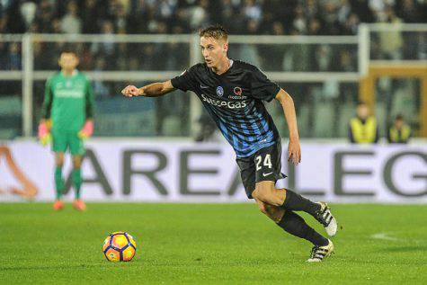 SKY - Napoli, interessa Conti dell'Atalanta. Ma l'agente del giocatore rappresenta un ostacolo