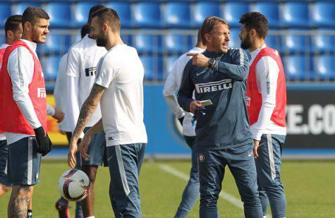 Vecchi guiderà l'Inter per due partite ©Getty Images