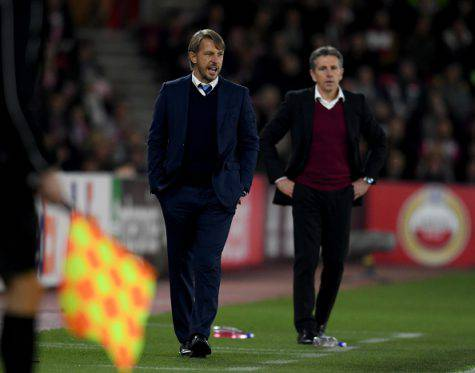 Southampton-Inter 2-1, Vecchi ©Getty Images