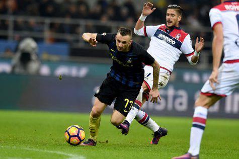 Inter, Marcelo Brozovic in azione ©Getty Images