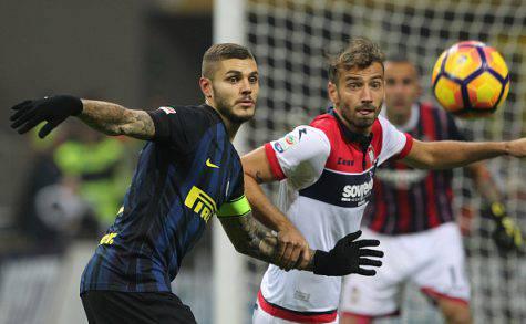 Inter-Crotone 3-0, Icardi autore di una doppietta ©Getty Images
