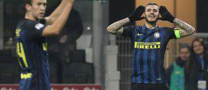 Inter, Icardi raggiunge Ibra a quota 57 gol ©Getty Images