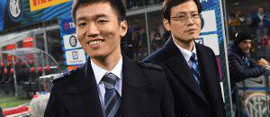 Inter, Steven Zhang e Jun Liu ©Getty Images