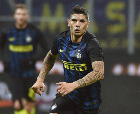 Inter, Banega in azione (Getty Images)