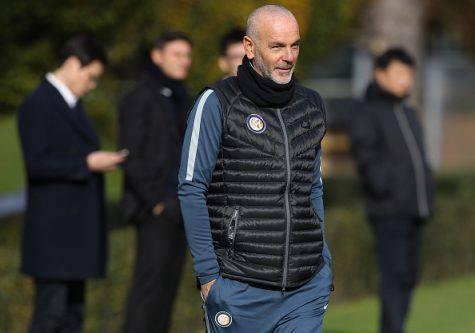 Pioli, neo tecnico dell'Inter ©Getty Images