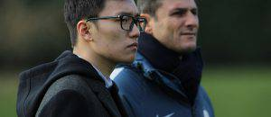 Inter, Steven Zhang ©Getty Images