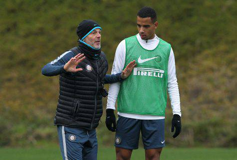 Inter, Miangue con Pioli alla Pinetina ©Getty Images