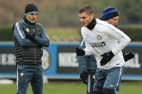 Inter, Stefano Pioli alla Pinetina ©Getty Images