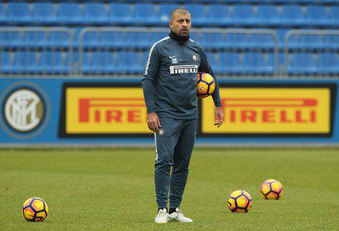 Inter, Walter Samuel alla Pinetina ©Getty Images