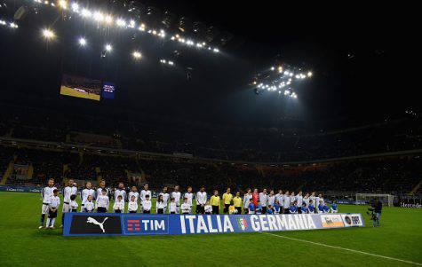 Italia-Germania 'vetrina' per l'Inter ©Getty Images