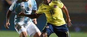 Inter, Banega con l'Argentina ©Getty Images