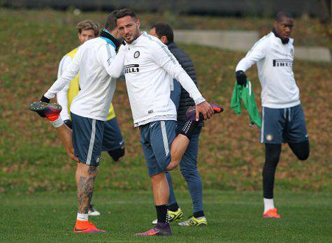 Inter, i giocatori alla Pinetina ©Getty Images