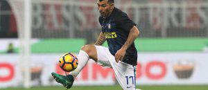 Inter, Medel in azione (Getty Images)