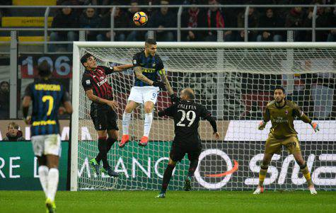 Milan-Inter finisce 2-2 - Getty Images
