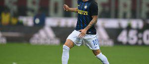 Inter, Stevan Jovetic in azione (Getty Images)