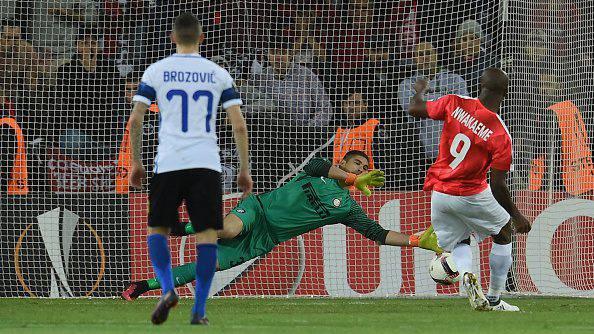 Inter fuori dall'Europa League (Getty Images)