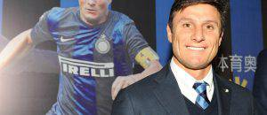 Inter, Javier Zanetti - Getty Images
