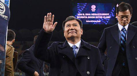 Inter, Zhang Jindong - Getty Images