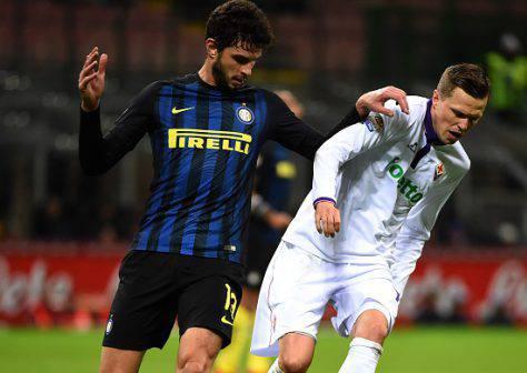 """Inter, gioia Ranocchia: """"Vittoria!"""" - Getty Images"""