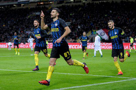 Candreva, 50 gol in Serie A (Getty Images)