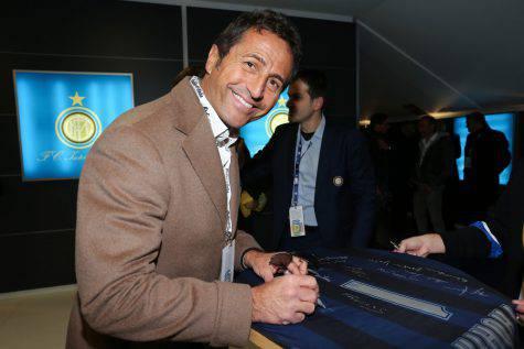 Ferri, all'Inter dal 1981 al 1994 (Getty Images)