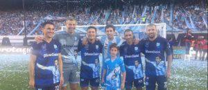 Milito dà l'addio al calcio ©inter