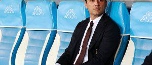 Montella da tecnico del Milan (Getty Images)