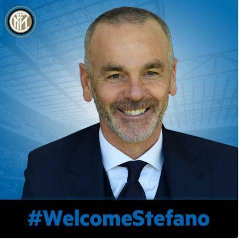 Inter, Pioli nuovo allenatore - Twitter @inter