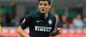 Kovacic ai tempi in cui indossava la maglia dell'Inter (Getty Images)
