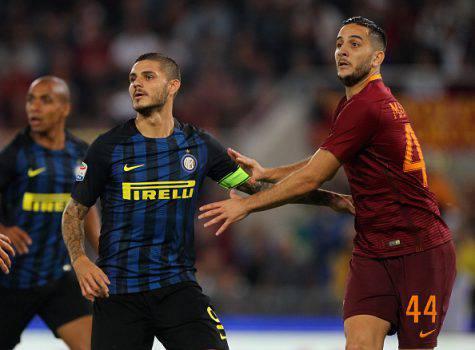 Calciomercato Inter: si pensa a Manolas della Roma