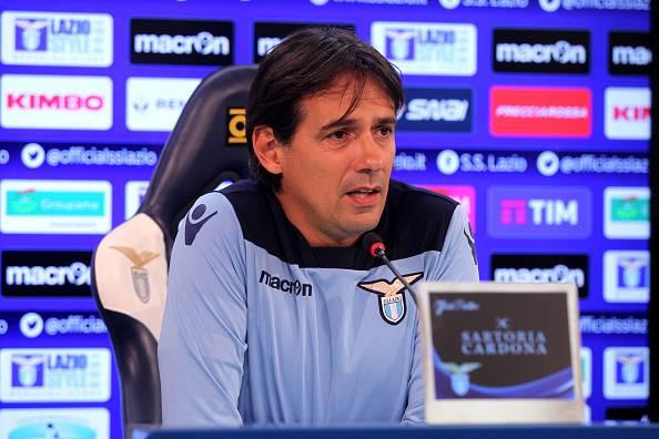 Simone Inzaghi Inter Lazio Coppa Italia