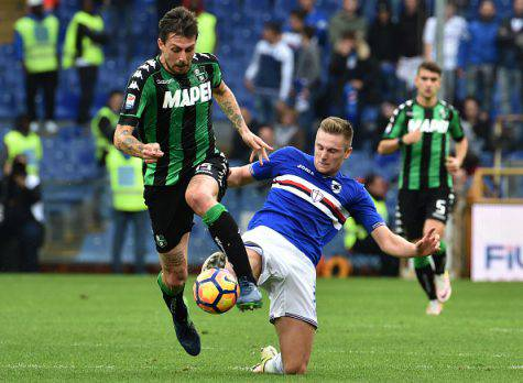 Acerbi in azione (Getty Images)