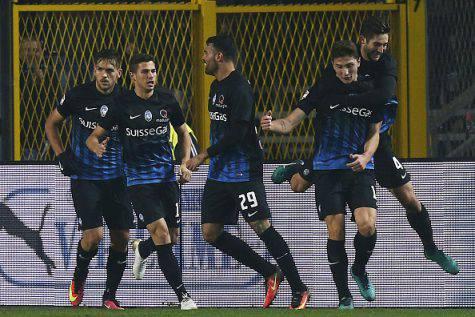 Inter su tre 'gioielli' dell'Atalanta (Getty Images)