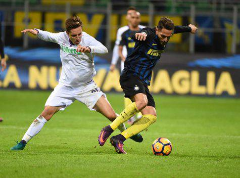 D'Ambrosio in azione (Getty Images)