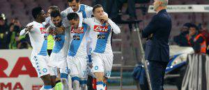 Napoli-Inter 3-0 (Getty Images)