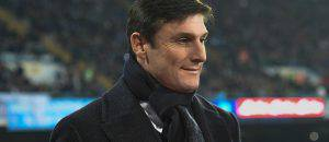 Zanetti, vicepresidente dell'Inter (Getty Images)