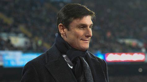 Zanetti, vicepresidente dell'Inter (Getty Images)