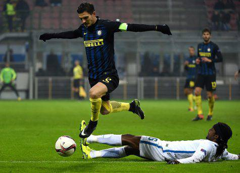 Inter, Andreolli in azione (Getty Images)