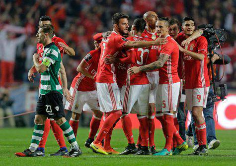 Benfica-Sporting (Getty Images)
