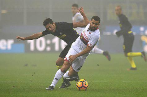 Rincon in azione contro l'Inter (Getty Images)
