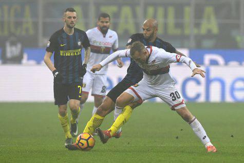 Inter, Felipe Melo nel post partita: