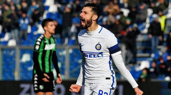 Candreva, l'Inter vuole la Champions