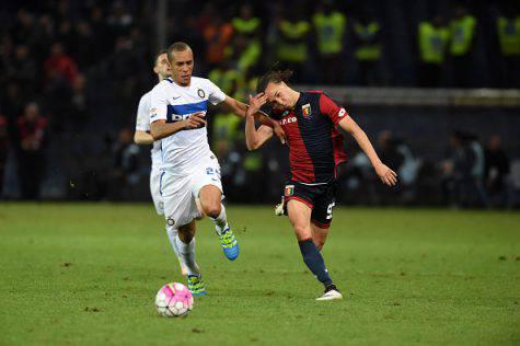 Inter-Genoa, Riccardo Cabona