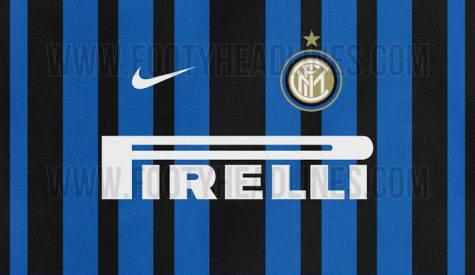 Inter, probabile maglia 2017/2018 ('footyheadlines')