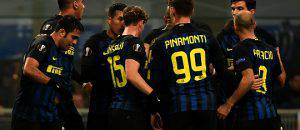 I giocatori dell'Inter -Getty Images