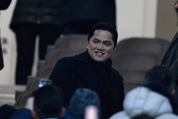 Inter Erick Thohir vendita quote