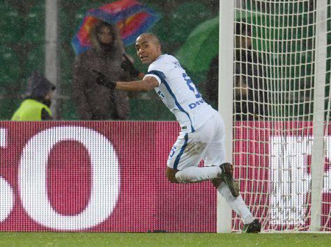 Inter-Pescara, Joao Mario: