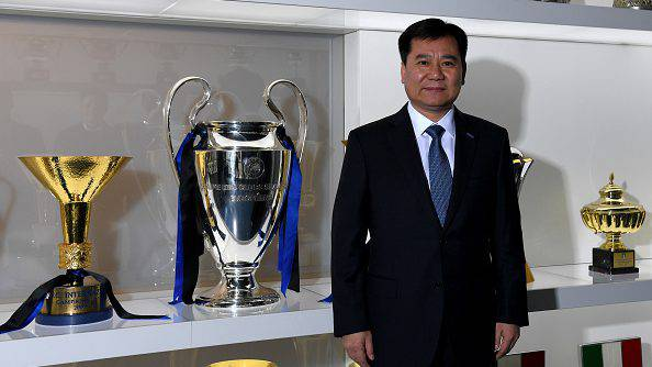 Calciomercato Inter, colpo Suning